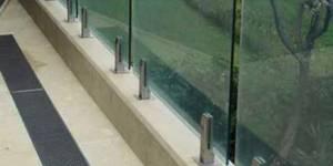 Водоотводные лотки для террас