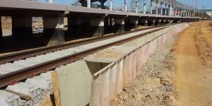 Лотки для железнодорожной отрасли