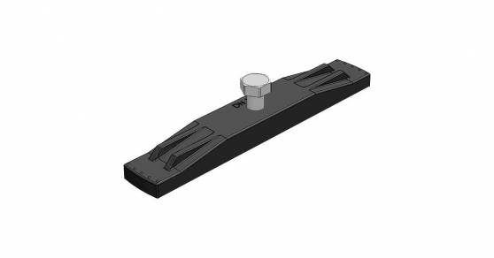 Крепёж для лотка водоотводного пластикового DN150
