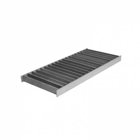 Решетка водоприемная «лестница» 12,7.50 для лотка А 100 мм