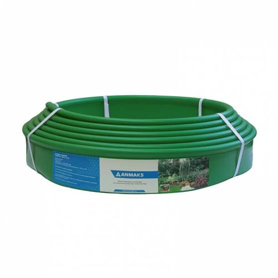 Бордюр Кантри Mini зеленый – 1000.2.14-пластиковый L 10000