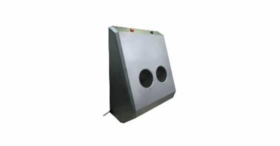 Дезинфектор рук с турникетом ДР-Т-02 (подвесной и напольный)