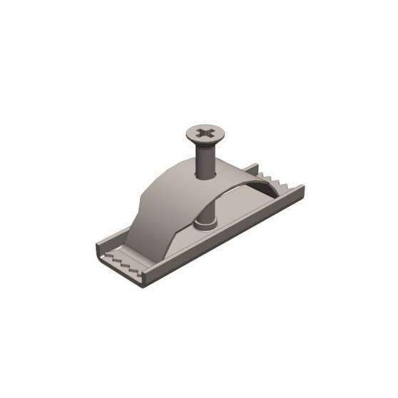Крепеж для бетонного лотка DN100