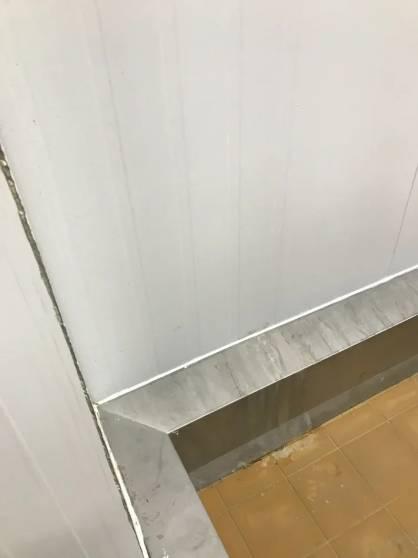 Отбойники заполняемые бетоном