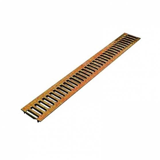 Решетка водоприемная РВ -10.13,6.100 - штампованная стальная медная кл. А