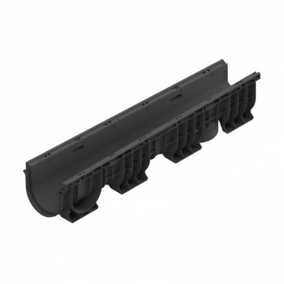 Лоток водоотводный PolyMax Basic ЛВ-15.21.20-ПП 8240-М