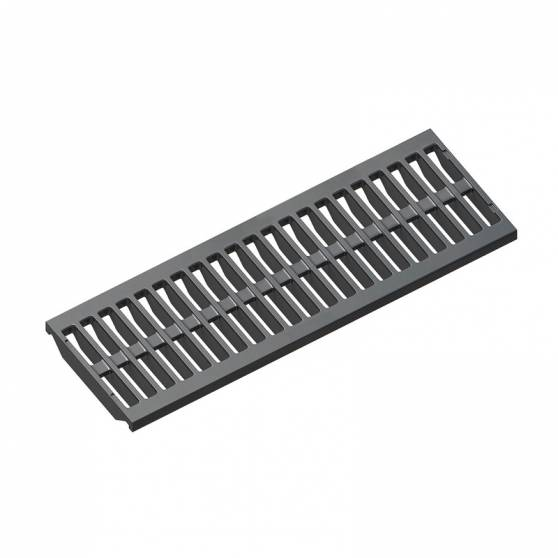 Решетка водоприемная РВ-100.34,5 – щелевая чугунная ВЧ50, кл. F