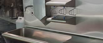 Новое направление - оборудование для гигиены на производстве