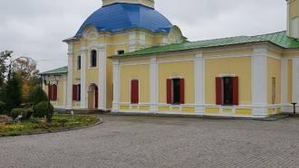 Храм святых первоверховных апостолов Петра и Павла